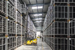 rfid warehouse