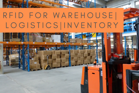 rfid for warehouse logistics inventory