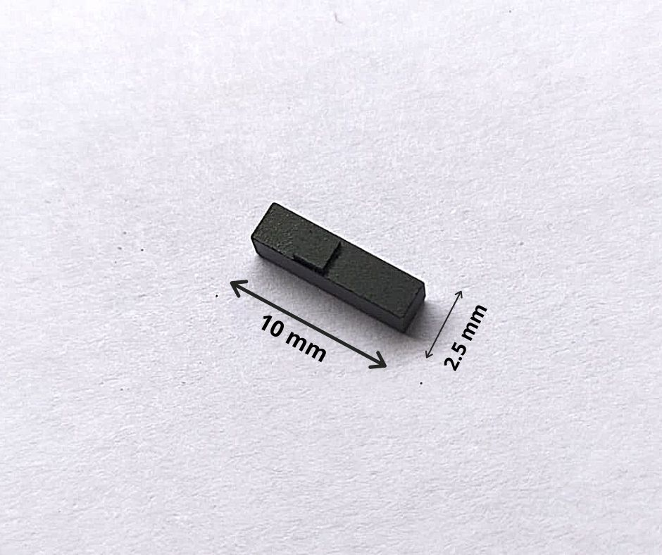 rfid mini tag small tag tiny metal mount